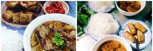 4 hàng bún chả lâu đời, ngon nức tiếng ở Hà Nội
