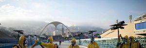 WHO từ chối hủy Olympic Rio vì Zika