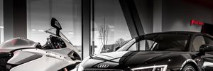 Ducati sẽ góp mặt cùng Audi trong sự kiện Audi Progressive tại Hà Nội