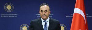 Thổ Nhĩ Kỳ đề xuất cùng Mỹ chống IS tại Syria