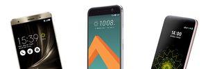 ZenFone 3 Deluxe so cấu hình mạnh hơn HTC 10 và LG G5