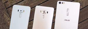 Cấu hình chi tiết bộ ba ZenFone 3 vừa được ASUS ra mắt