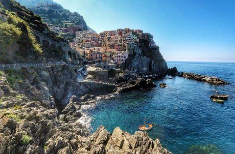 Cinque Terre, 'hòn ngọc' bị lãng quên