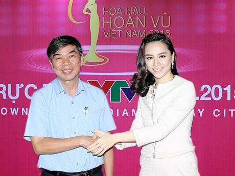 Nhan sac Viet dong vai tro chu chot Hoa Hau Hoan Vu 2015-hinh-anh-2