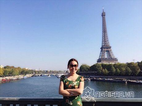 Nu hoang doanh nhan Kim Chi dep rang ro giua chau Au hoa le - Anh 2