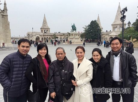 Nu hoang doanh nhan Kim Chi dep rang ro giua chau Au hoa le - Anh 6