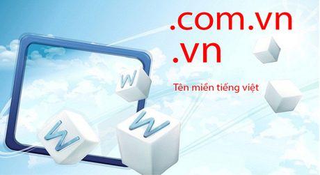"""100% tên miền .vn đăng ký mới không có cụm từ """"nhạy cảm"""""""