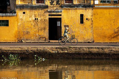 Vẻ đẹp nên thơ của Việt Nam qua ống kính nhiếp ảnh gia Pháp