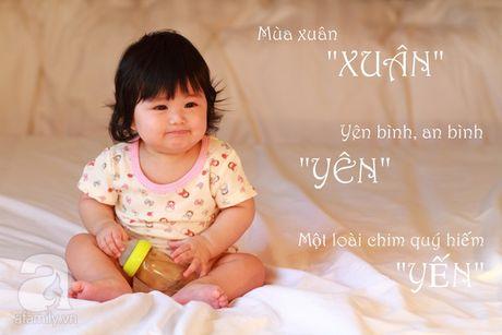 50 tên bé gái hay và ý nghĩa nhất cho các bé sinh năm 2016