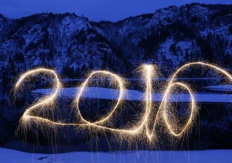 Hình ảnh thế giới tưng bừng đón năm mới