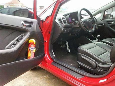 Bình chữa cháy mini cho ô tô: loại nào, đặt ở đâu, cách sử dụng