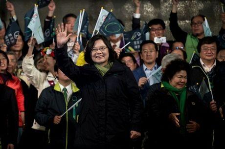Nữ Tổng thống đầu tiên của Đài Loan kêu gọi tự do hàng hải ở Biển Đông