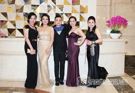Nữ hoàng Doanh nhân Ngô Thị Kim Chi nong nan voi sac tim quyen ru - Anh 10