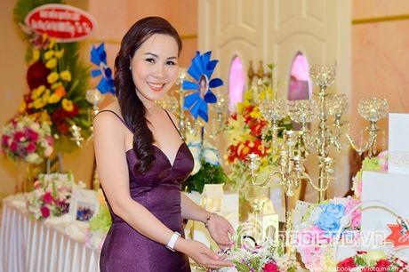 Nữ hoàng Doanh nhân Ngô Thị Kim Chi nong nan voi sac tim quyen ru - Anh 1