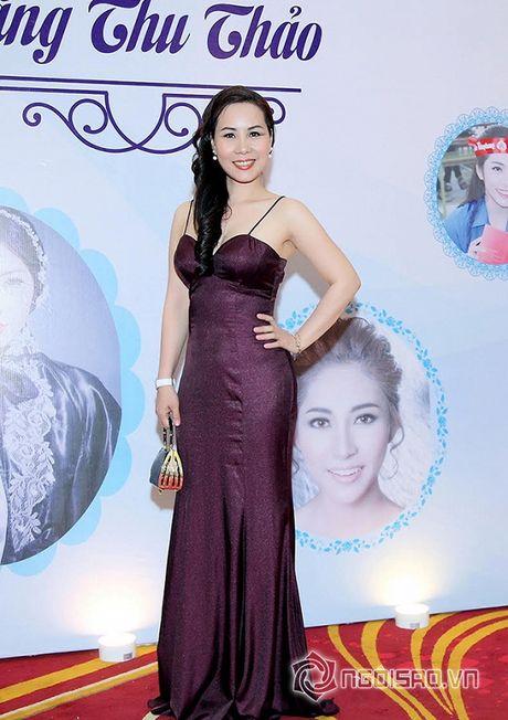 Nữ hoàng Doanh nhân Ngô Thị Kim Chi nong nan voi sac tim quyen ru - Anh 4