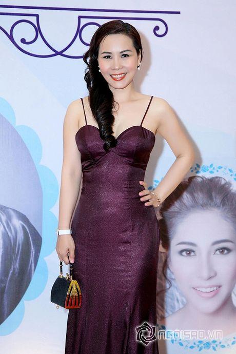 Nữ hoàng Doanh nhân Ngô Thị Kim Chi nong nan voi sac tim quyen ru - Anh 5