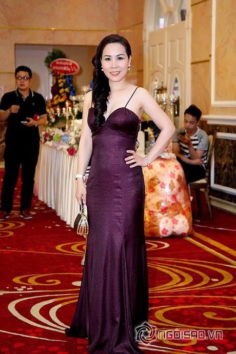 Nữ hoàng Doanh nhân Ngô Thị Kim Chi nong nan voi sac tim quyen ru - Anh 9
