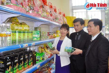 Khai trương Cửa hàng Nông sản thực phẩm Hội Nông dân