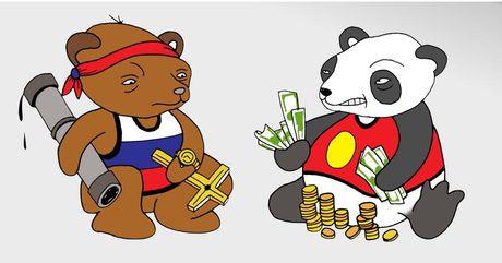 """Nga vỡ mộng vì bị Trung Quốc """"đâm sau lưng"""""""