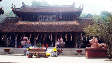 Những ngôi chùa linh thiêng ở miền Bắc cho chuyến du xuân đầu năm