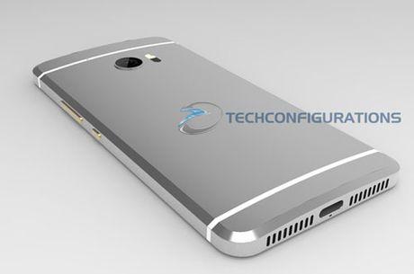 Ngắm thiết kế tuyệt đẹp của HTC One M10