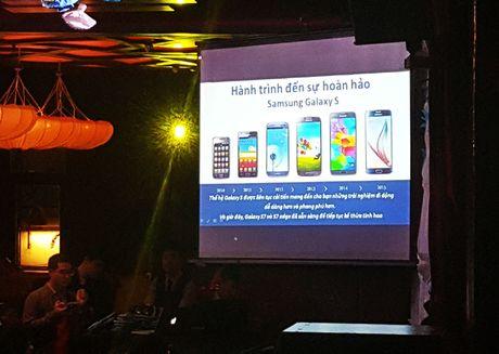 "Samsung Galaxy S7 van choi nhac, phat video khi bi ""hanh ha"" duoi nuoc - Anh 4"