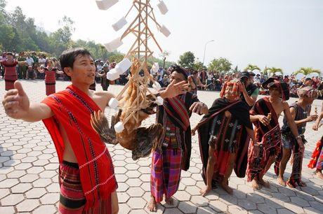 Le hoi dam trau khong con canh 'ong trau mau chay dau roi' - Anh 10