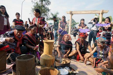 Le hoi dam trau khong con canh 'ong trau mau chay dau roi' - Anh 5