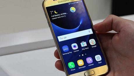 Samsung khong ho tro Quick Charge 3.0 cho Galaxy S7/S7 edge - Anh 1