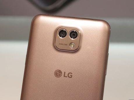 Ngam dien thoai LG X Cam vo kim loai, 2 camera sau - Anh 16