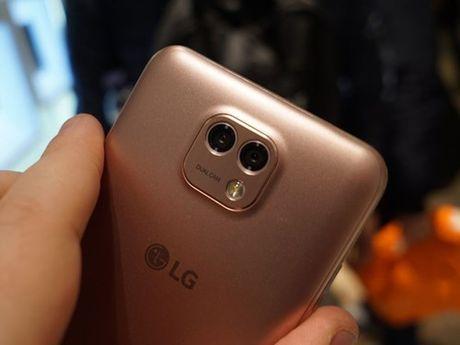 Ngam dien thoai LG X Cam vo kim loai, 2 camera sau - Anh 17