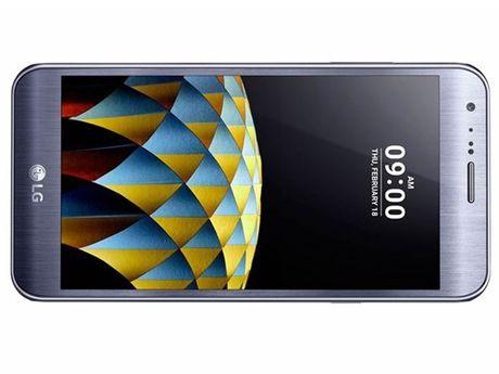 Ngam dien thoai LG X Cam vo kim loai, 2 camera sau - Anh 3