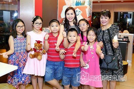 Con gai Nữ hoàng Doanh nhân Ngô Thị Kim Chi 'sieu de thuong' cung Quan quan Hong Minh - Anh 12