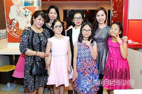 Con gai Nữ hoàng Doanh nhân Ngô Thị Kim Chi 'sieu de thuong' cung Quan quan Hong Minh - Anh 10