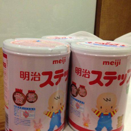 Co hay khong su bat thuong cua sua Meiji? - Anh 1