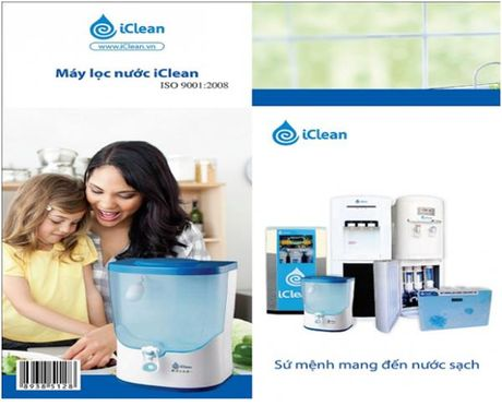 iClean: Khang dinh thuong hieu va chat luong tren thi truong - Anh 1