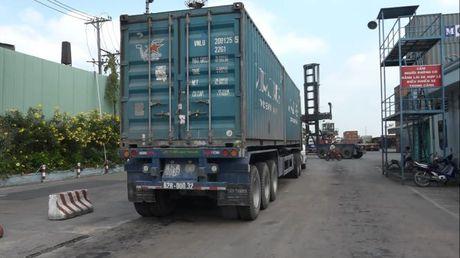 xe chở hàng quá tải