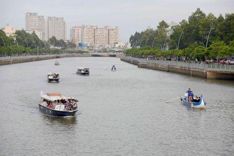 Sài Gòn lãng quên đường thủy