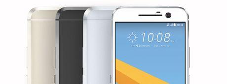 HTC 10: SnapDragon 820 hoac 652, 2 camera chong rung quang hoc, loa BoomSound voi am li rieng - Anh 1