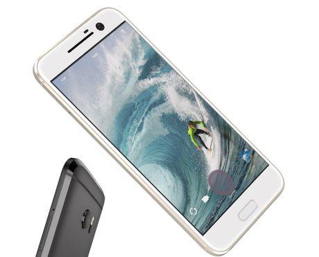 HTC 10: SnapDragon 820 hoac 652, 2 camera chong rung quang hoc, loa BoomSound voi am li rieng - Anh 8