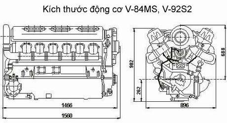 "Tang T-90 Viet Nam tinh mua - ""hung than"" uy manh tren chien truong - Anh 12"