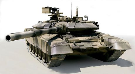 "Tang T-90 Viet Nam tinh mua - ""hung than"" uy manh tren chien truong - Anh 3"