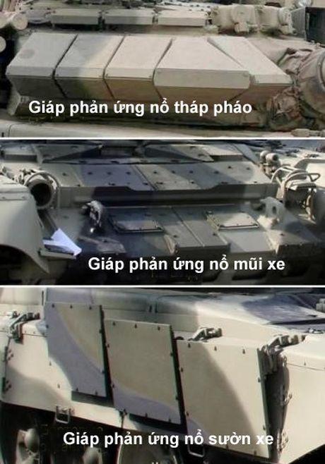 "Tang T-90 Viet Nam tinh mua - ""hung than"" uy manh tren chien truong - Anh 7"