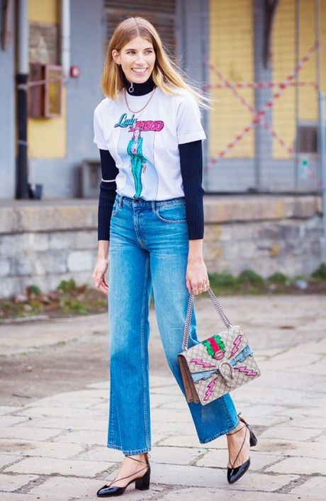 Phat sot voi 6 kieu quan jeans cuc doc danh cho mua he nay - Anh 6