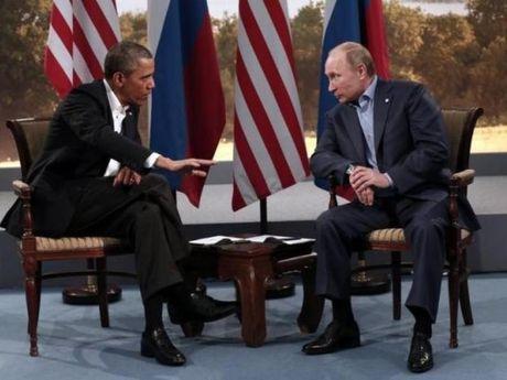Obama 'nho' Putin giup cham dut xung dot Syria, Ukraine - Anh 1