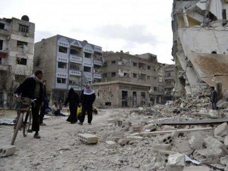 Obama 'nho' Putin giup cham dut xung dot Syria, Ukraine - Anh 2