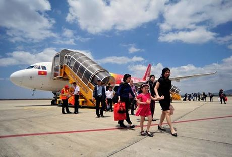 Vietjet khuyen mai khung bay tu Hai Phong toi Phu Quoc, Da Lat, Buon Ma Thuot - Anh 1