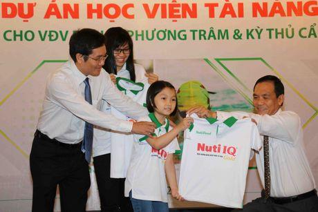 The thao Viet Nam lan dau co Hoc vien tai nang - Anh 1