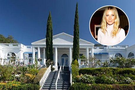 Bên trong biệt thự 108 tỷ của bạn gái 'Người Sắt' Gwyneth Paltrow