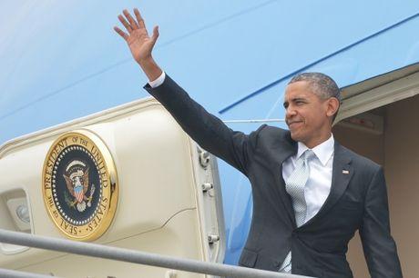 Tong thong My Barack Obama tham Viet Nam tu ngay 22/5 - Anh 1